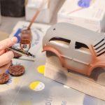 Painting Model Kits