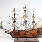 Building A Model Ship
